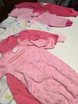 pink sleep sacks and gowns in Bolingbrook, Illinois