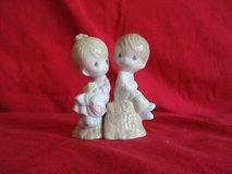 Precious Moments Cup and Salt & Pepper Shakers in Fort Leavenworth, Kansas