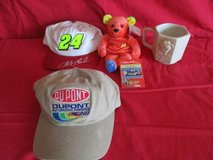 Jeff Gordon #24 Collectible Hats Mug Beanie Baby in Fort Leavenworth, Kansas