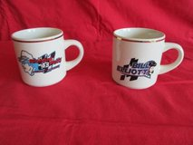 NASCAR Coffee Mugs Bill Elliot Richard Petty in Fort Leavenworth, Kansas