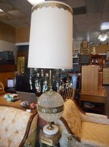 Remarkable Gold Crystal Lamp (s) in Elgin, Illinois