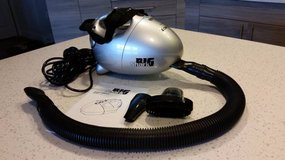 Big Shark Euro Pro 900 Watt Hand Vacuum, Attachments & Instructions in MacDill AFB, FL
