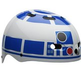 NEW Star Wars R2-D2 Child's Bike Helmet Size 7/15 in Orland Park, Illinois