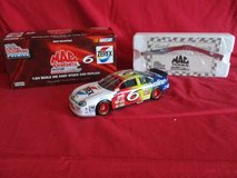 NASCAR 1:24 Diecast #6 Zerex Replica Stock Car in Fort Leavenworth, Kansas