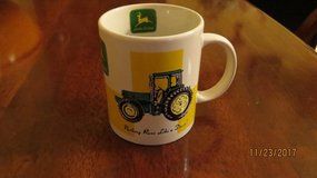 John Deere Licensed Gibson Coffee Cup Mug Nothing Runs Like A Deere! in Warner Robins, Georgia
