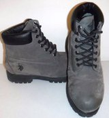 Men's Sz 10 U.S. Polo Assn Gray Tower Ankle Boots in Orland Park, Illinois