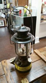 US Army issued gas lantern- 1986 (Eatonton) in Warner Robins, Georgia