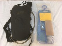 camelbak 7 x 14.5 shoulder straps hydration system backpack / cleaning kit 01853 in Huntington Beach, California