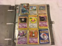 childrens pokemon trading card game official playing cards mixed lot  01995 in Huntington Beach, California