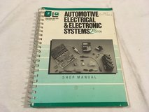 automotive electrical / electronic systems second edition shop manual  02027 in Fort Carson, Colorado