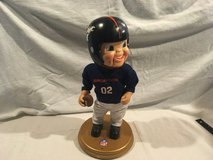 nfl denver broncos merchandise 17 dancing battery powered bobble head player  02034 in Huntington Beach, California