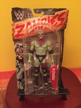wwe zombie triple h figure in Naperville, Illinois