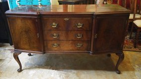 large vintage buffet/sideboard in Kingwood, Texas