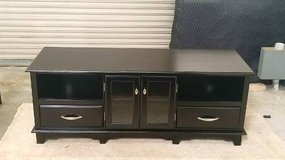 New Espresso TV Media Stand with Storage  FREE DELIVERY in Camp Pendleton, California