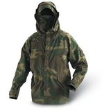 ecwcs gore-tex large jacket gen i bdu hooded cold weather woodland parka  02349 in Huntington Beach, California