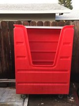 48 cu ft Large Storage Cart Tote Wheeled in Fairfield, California