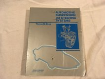 thomas w birch automotive suspension / steering system softback college textbook  02006 in Fort Carson, Colorado