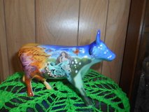 """Westland Gifts COW PARADE Figurine #9197!  """"FOUR SEASONS"""" Orig box not included. in Bellaire, Texas"""