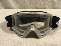 vintage oakley clear lens wrap around snowboard ski / motorcycle goggles  02331 in Huntington Beach, California