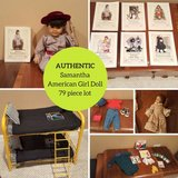 AUTHENTIC Retired Samantha American Girl LOT in Plainfield, Illinois