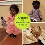 AUTHENTIC Retired Addy American Girl LOT in Plainfield, Illinois