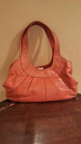 AUTHENTIC Coach Satchel Bag- Salmon in Chicago, Illinois