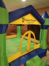 Island Hopper Jump Party Recreational Bounce House in Chicago, Illinois