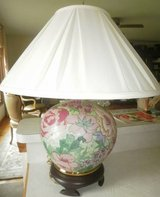 Lovely Floral Ceramic Hand Painted Lamps Lamp in Batavia, Illinois