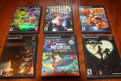 Choice of Twenty Six (26) PS2 Games Complete $10.00 Each in Spring, Texas