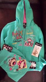 original 2002 bobby jack monkey clothing nwt in Yucca Valley, California