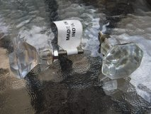New Glass Crystal Clear Dresser Drawer Cabinet Knobs in CyFair, Texas