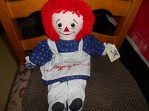 "17"" Applause RAGGEDY ANN Doll! With Tags in Kingwood, Texas"