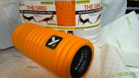 trigger point performance - the grid foam roller - orange - 25.99 in Yucca Valley, California