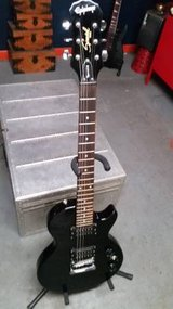 Epiphone Les Paul Special II Electric Guitar Glossy Black in Joliet, Illinois