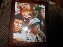 Framed Photo of Andy Griffith Show Cast: Andy Griffith (Andy Taylor), Jim Nabors (Gomer Pyle), D... in Bellaire, Texas