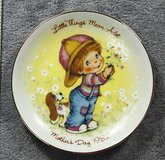 avon mother's day plate 1982 - gift for mom! in Kingwood, Texas