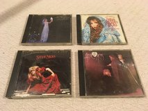 (4) stevie nicks various cd compact disc collection classic rock / pop  02347 in Fort Carson, Colorado