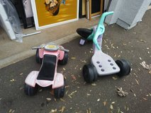 Big Wheels and another non motorized riding toy in Roseville, California