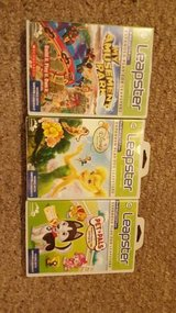 3 Leap Frog Leapster Learning Video Game Cartridges in Elgin, Illinois
