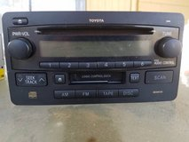 Toyota oem original car stereo-CD and Cassette player in Lawton, Oklahoma