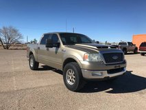COOL! 2005 FORD F150 in Alamogordo, New Mexico