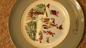 Christmas 1975 Avon Wedgwood Plate in Sugar Grove, Illinois
