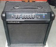 Crate GTD15R Combo Amp Guitar Amplifier w/ Reverb in Lockport, Illinois