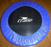 Crane Fitness Mini Trampoline in Bolingbrook, Illinois