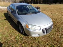 4 door chrysler sebring auto 6 cylinder in Bowling Green, Kentucky