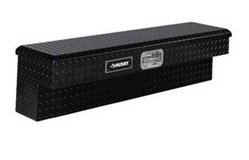 Husky 48 in. Aluminum Side Mount Truck Tool Box, Black - New in Lockport, Illinois