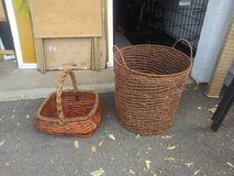 2 baskets in Sacramento, California