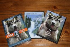 White Fang 9 Episodes Starting with Pilot DVD in Kingwood, Texas