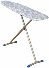 Classic T-Leg Ironing Board with Adjustable Height - New! in Chicago, Illinois