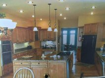 *BEAUTIFUL* HIGH QUALITY ~ HAAS CUSTOM KITCHEN CABINETS,GRANITE,SOME A in Morris, Illinois